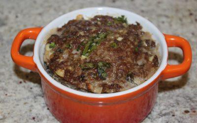 Three Pepper Dip Meatloaf using: Three Pepper Dip